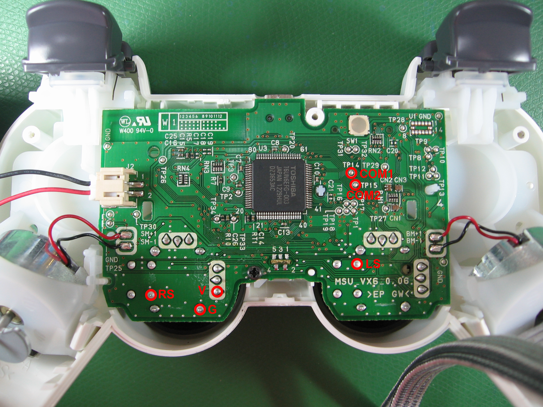 ps controller wiring diagram ps free engine image for user manual